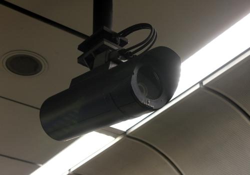 Überwachungskamera, über dts Nachrichtenagentur