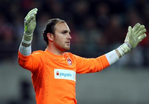 Tobias Sippel (1. FC Kaiserslautern), über dts Nachrichtenagentur