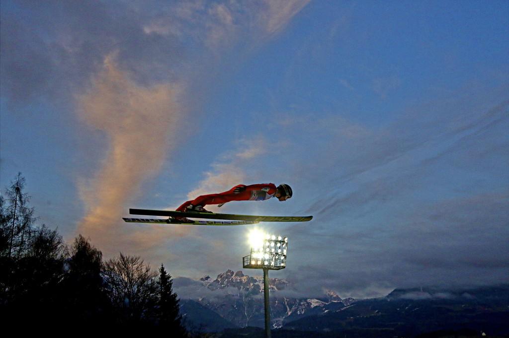 Foto: Brigitte Waltl-Jensen, OK Vierschanzentournee