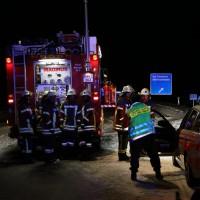 28-01-15_BY_A7-Groenenbach_Unfall_Schnee_Pkw-Ueberschlag_Feuerwehr_Poeppel_new-facts-eu0016