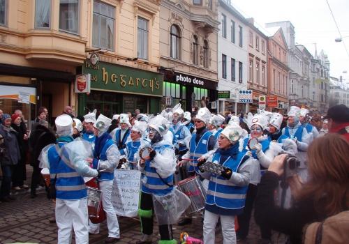 Karnevalsumzug, über dts Nachrichtenagentur
