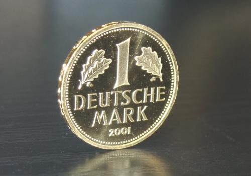 D-Mark, über dts Nachrichtenagentur