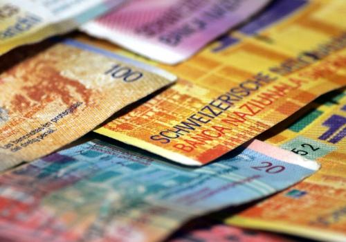Schweizer Franken, über dts Nachrichtenagentur