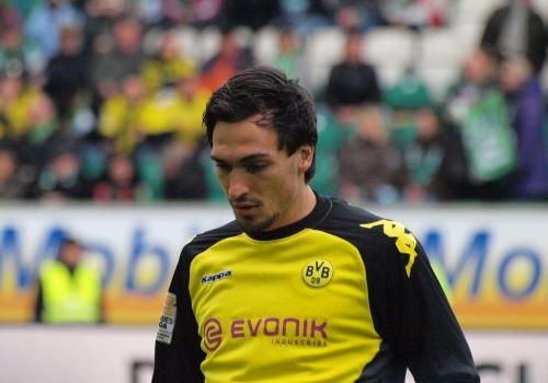 Mats Hummels (Borussia Dortmund), über dts Nachrichtenagentur