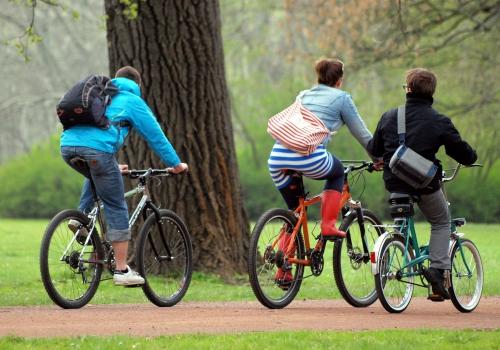 Fahrradfahrer, über dts Nachrichtenagentur