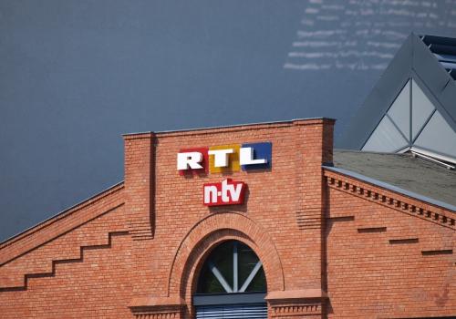 Studios von RTL und n-tv, über dts Nachrichtenagentur