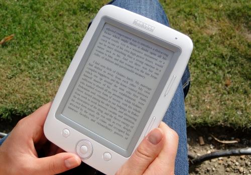 E-Book Reader, über dts Nachrichtenagentur