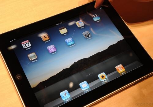 iPad, Matt Buchanan, Lizenztext: dts-news.de/cc-by
