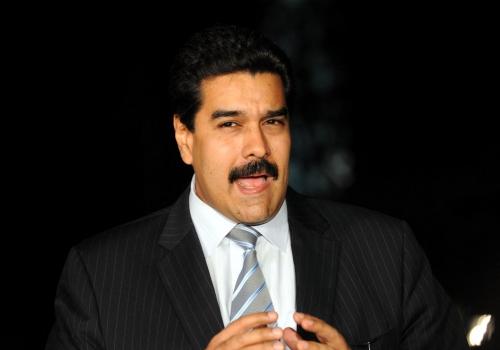 Nicolás Maduro, Fabio Rodrigues Pozzebom/ABr, Lizenztext: dts-news.de/cc-by