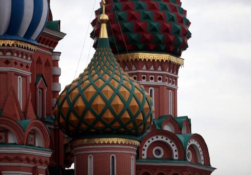 Basilius-Kathedrale in Moskau, über dts Nachrichtenagentur