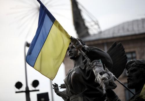 Flagge der Ukraine, über dts Nachrichtenagentur