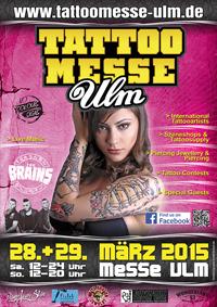 Tattoo-Messe Ulm