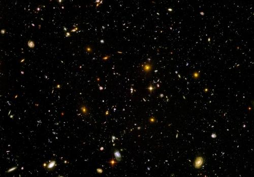 Blick des Hubble-Weltraumteleskopes ins Universum, über dts Nachrichtenagentur