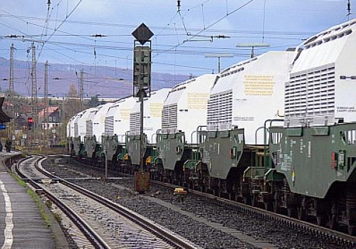 Castor-Transport, über dts Nachrichtenagentur