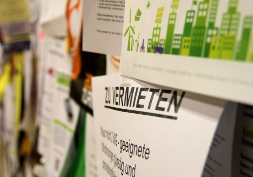 Wohnungsanzeigen, über dts Nachrichtenagentur