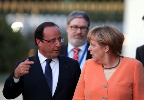 François Hollande und Angela Merkel auf dem G20-Gipfel, über dts Nachrichtenagentur