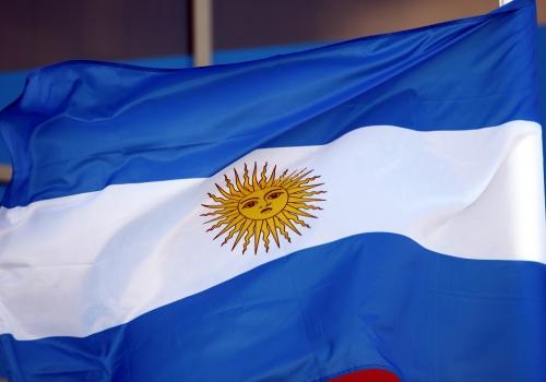 Fahne von Argentinien, über dts Nachrichtenagentur