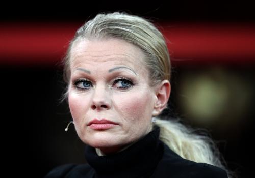 Kathrin Oertel , über dts Nachrichtenagentur