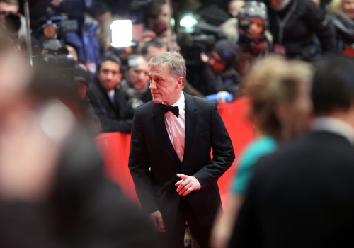 Christoph Waltz auf der Berlinale 2015, über dts Nachrichtenagentur