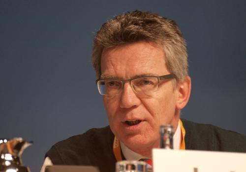 Thomas de Maizière, über dts Nachrichtenagentur