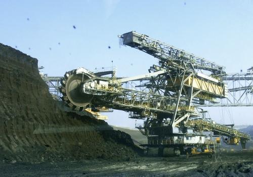 Braunkohletagebau, über dts Nachrichtenagentur