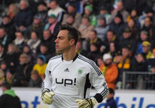 Diego Benaglio (VfL Wolfsburg), über dts Nachrichtenagentur