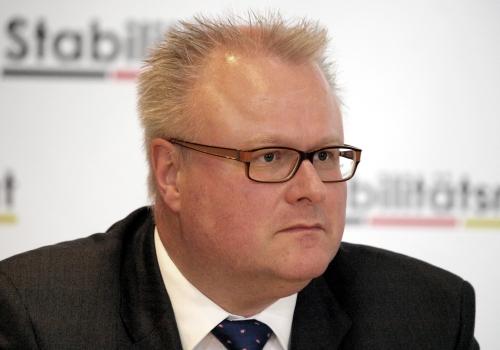 Thomas Schäfer, über dts Nachrichtenagentur