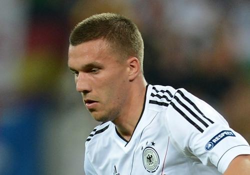 Lukas Podolski (Deutsche Nationalmannschaft), Pressefoto Ulmer, über dts Nachrichtenagentur