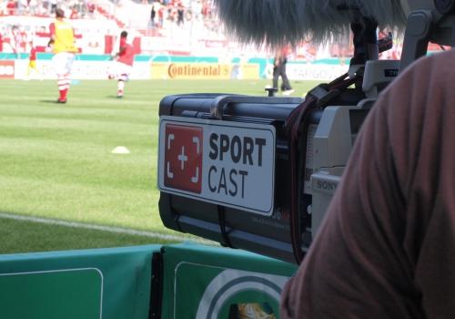 Sportcast-Kamera, über dts Nachrichtenagentur