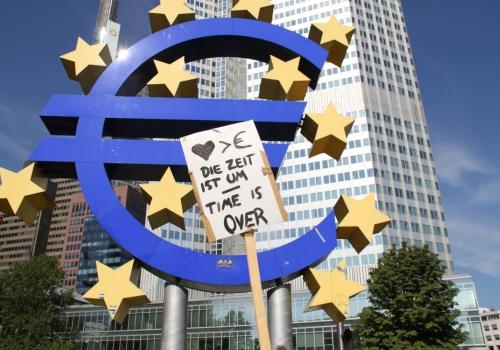 Occupy-Proteste in Frankfurt, über dts Nachrichtenagentur