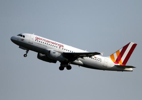 Germanwings-Flugzeug, über dts Nachrichtenagentur