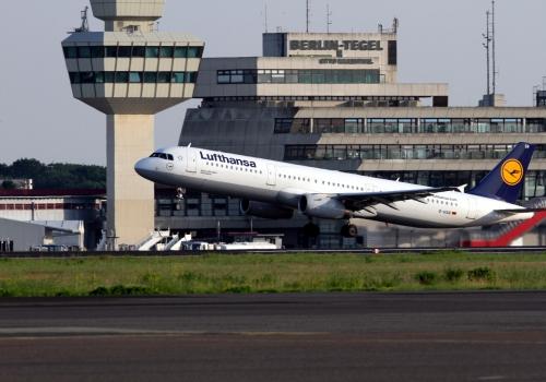 Lufthansa startet in Berlin-Tegel, über dts Nachrichtenagentur