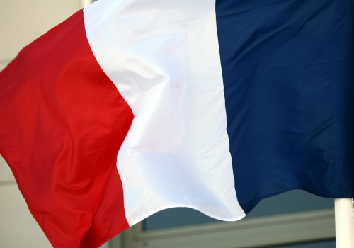 Fahne von Frankreich, über dts Nachrichtenagentur