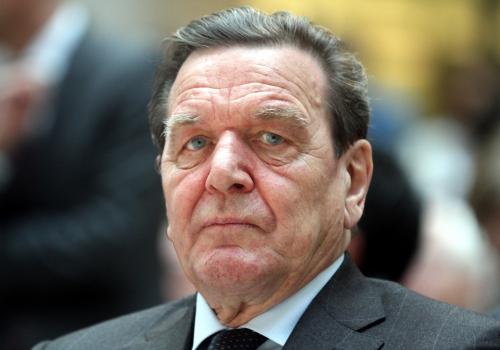 Gerhard Schröder, über dts Nachrichtenagentur