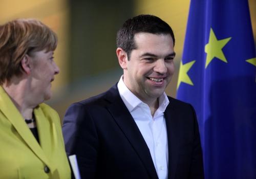 Alexis Tsipras und Angela Merkel am 23.03.2015, über dts Nachrichtenagentur