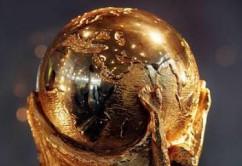 Fussball-WM-Meisterpokal