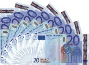 20-Euro-Scheine