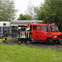 27.05.2015-Marktoberdorf-Burk-Feuer-Pferdestall-Reiterhof-Feuerwehr-alle Tiere gerettet-Bringezu-Ostallgäu (9)