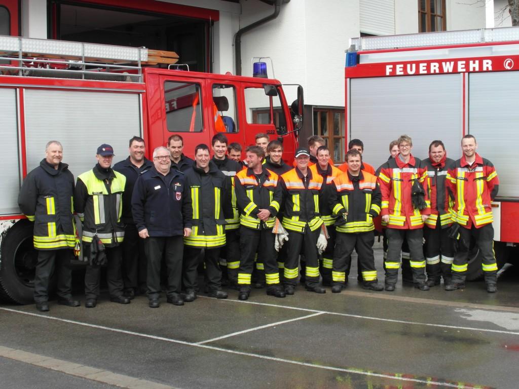 Maschinistenlehrgang Feuerwehr Ottobeuren 1