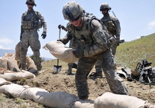 US-Soldaten in Afghanistan, über dts Nachrichtenagentur