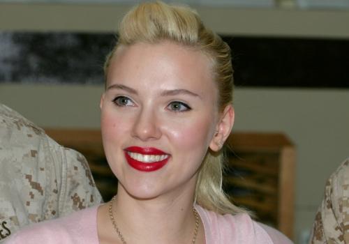 Scarlett Johansson, über dts Nachrichtenagentur