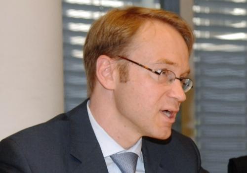Jens Weidmann, Deutscher Bundestag / Lichtblick/Achim Melde,  Text: über dts Nachrichtenagentur