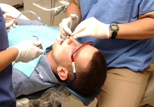 Patient beim Zahnarzt, über dts Nachrichtenagentur