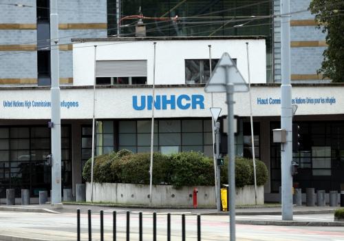 UN-Flüchtlingshilfe (UNHCR) in Genf, über dts Nachrichtenagentur