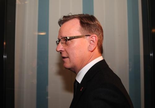 Bodo Ramelow am 05.12.2014 im Erfurter Landtag, über dts Nachrichtenagentur