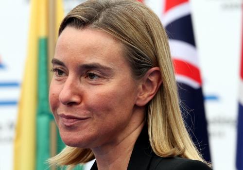Federica Mogherini, über dts Nachrichtenagentur