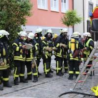 02.06.2015-Kaufbeuren-Brand-Altstadt-Wohnhaus-unbewohnbar-Großeinsatz-Feuerwehr-Rettungsdienst-mehrere Verletzte-New-facts (19)