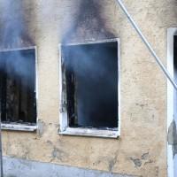 02.06.2015-Kaufbeuren-Brand-Altstadt-Wohnhaus-unbewohnbar-Großeinsatz-Feuerwehr-Rettungsdienst-mehrere Verletzte-New-facts (23)