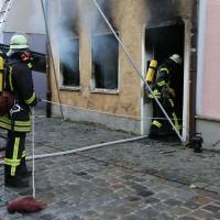 02.06.2015-Kaufbeuren-Brand-Altstadt-Wohnhaus-unbewohnbar-Großeinsatz-Feuerwehr-Rettungsdienst-mehrere Verletzte-New-facts (34)