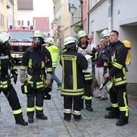 02.06.2015-Kaufbeuren-Brand-Altstadt-Wohnhaus-unbewohnbar-Großeinsatz-Feuerwehr-Rettungsdienst-mehrere Verletzte-New-facts (56)